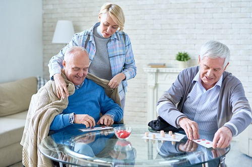 prendre en charge les seniors